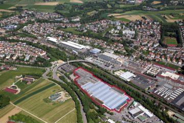 Industriepark Göppingen – ca. 1.000 m² Hallenfläche, 73035 Göppingen, Halle